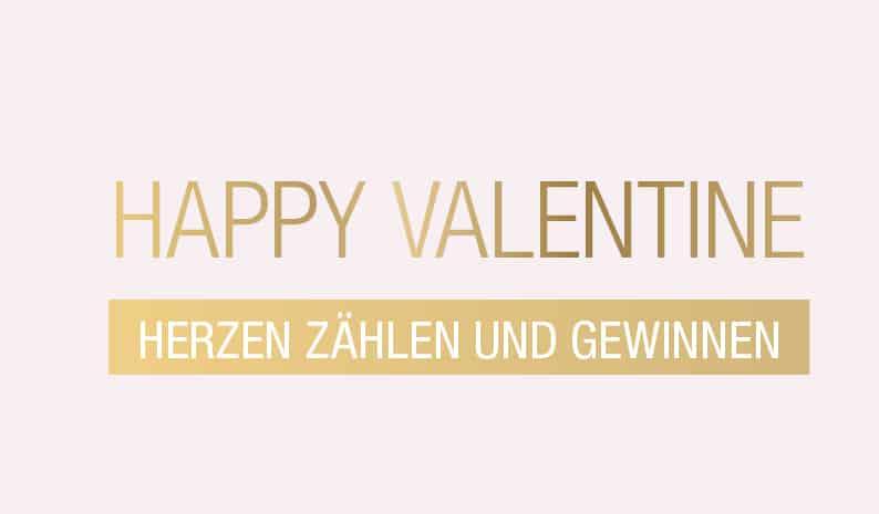 Gewinnspiel zum Valentinstag – Herzen zählen und gewinnen